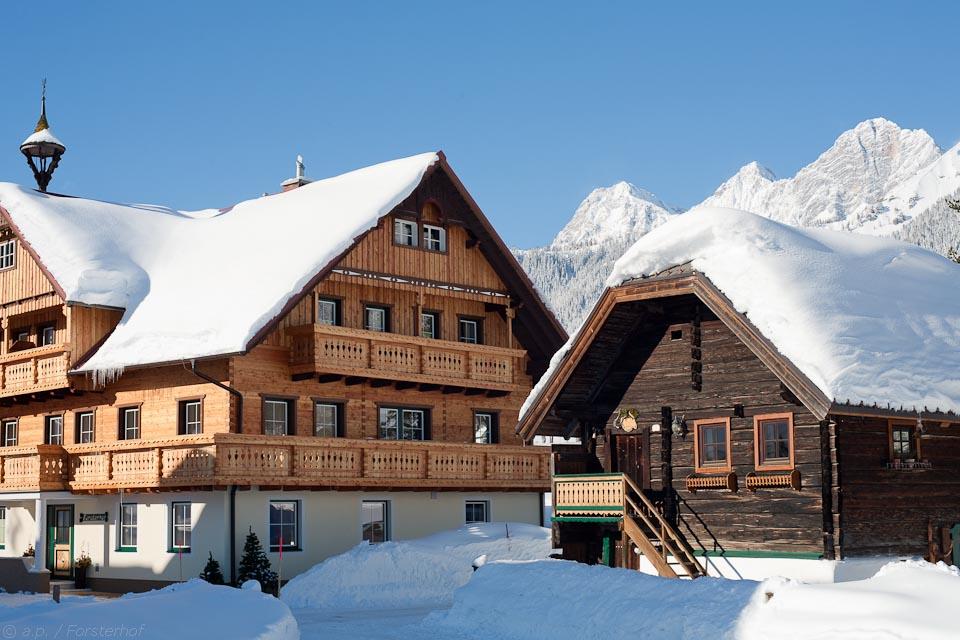 The Forsterhof – Winter