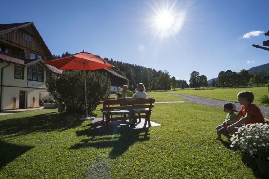 Der Forsterhof – Sommer